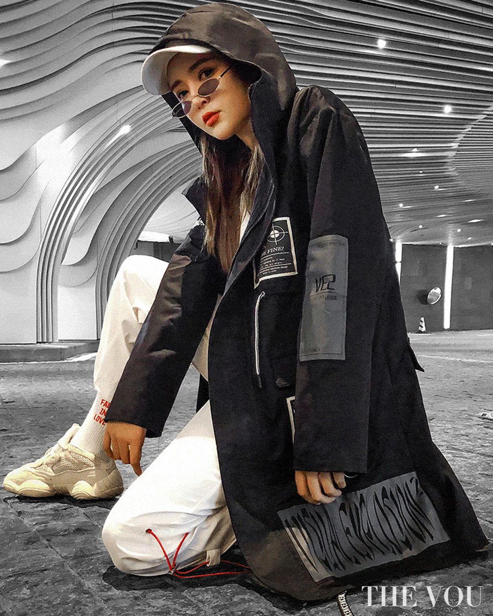Raikago technical clothing for women