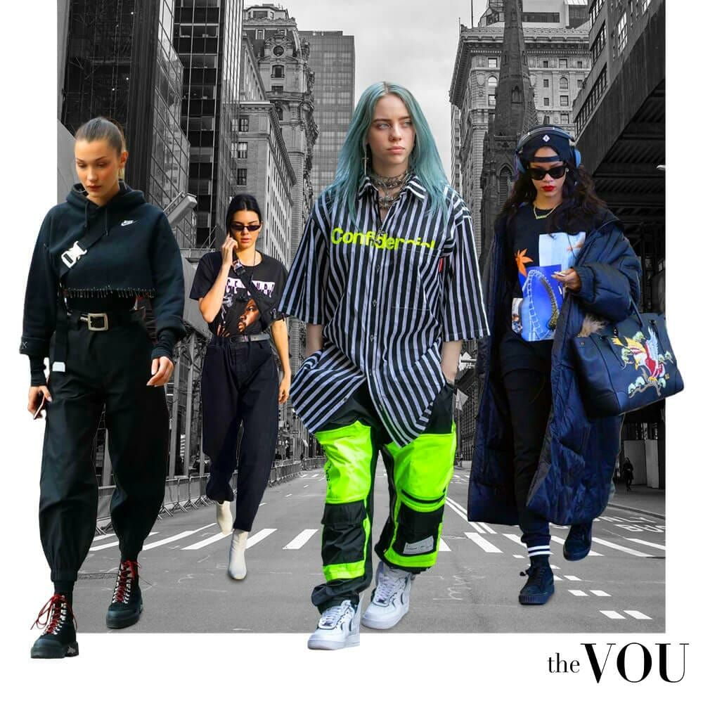 Womens streetwear