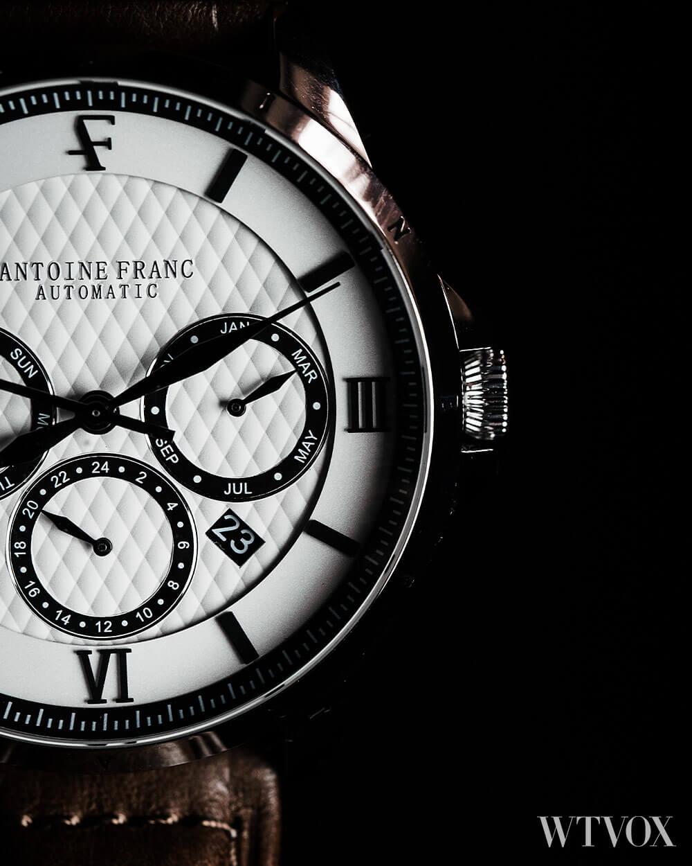 Antoine Franc watch dial