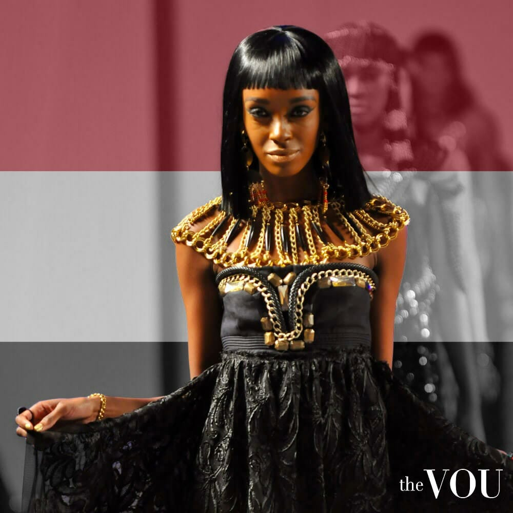 Egyptian Clothing And Fashion In Modern Times