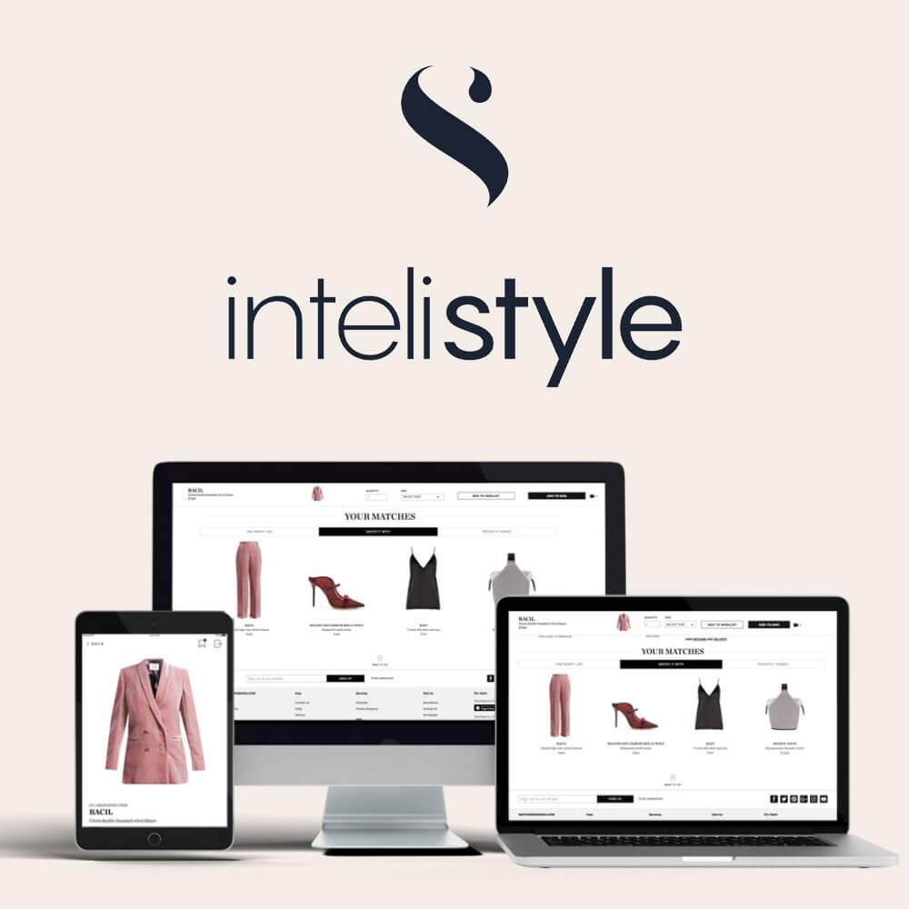 Intelistyle London fashion startup