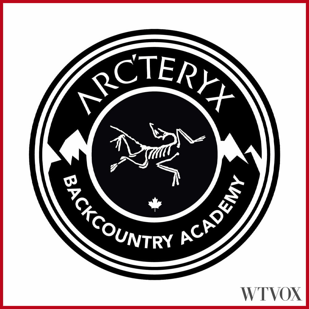 Arc'teryx Outdoor clothing logo