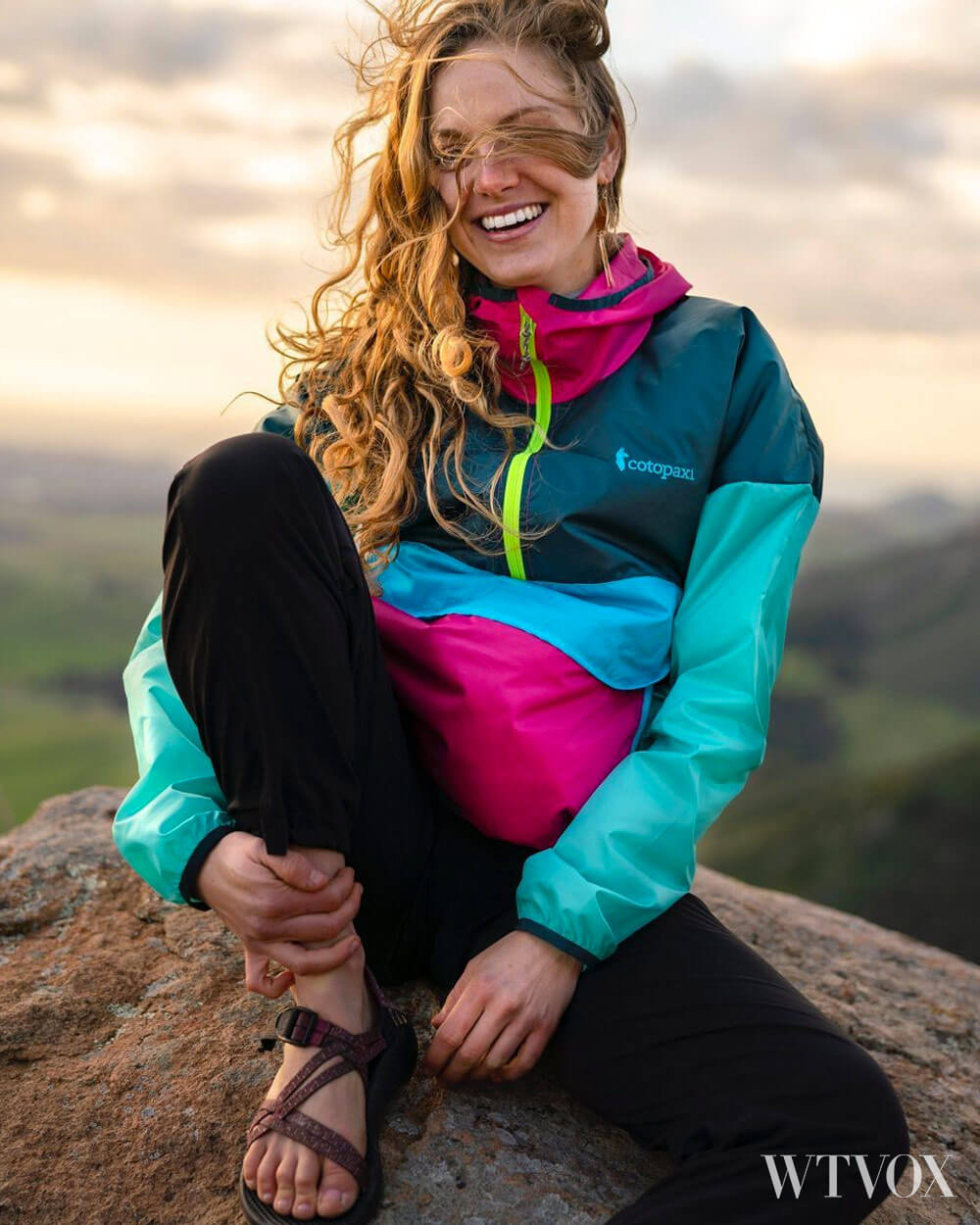 Cotopaxi Outdoor clothing brand