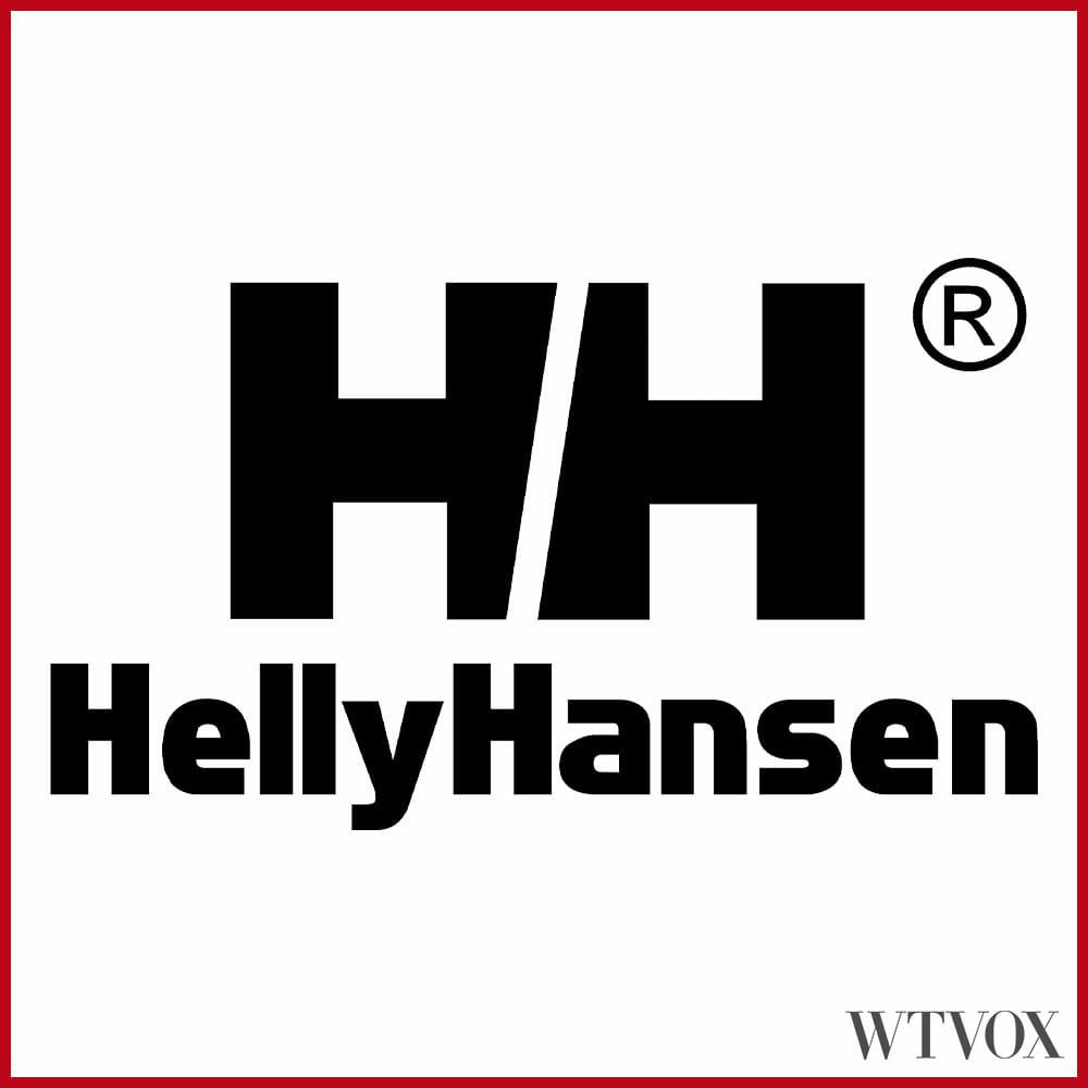 Helly Hansen outdoor clothing logo