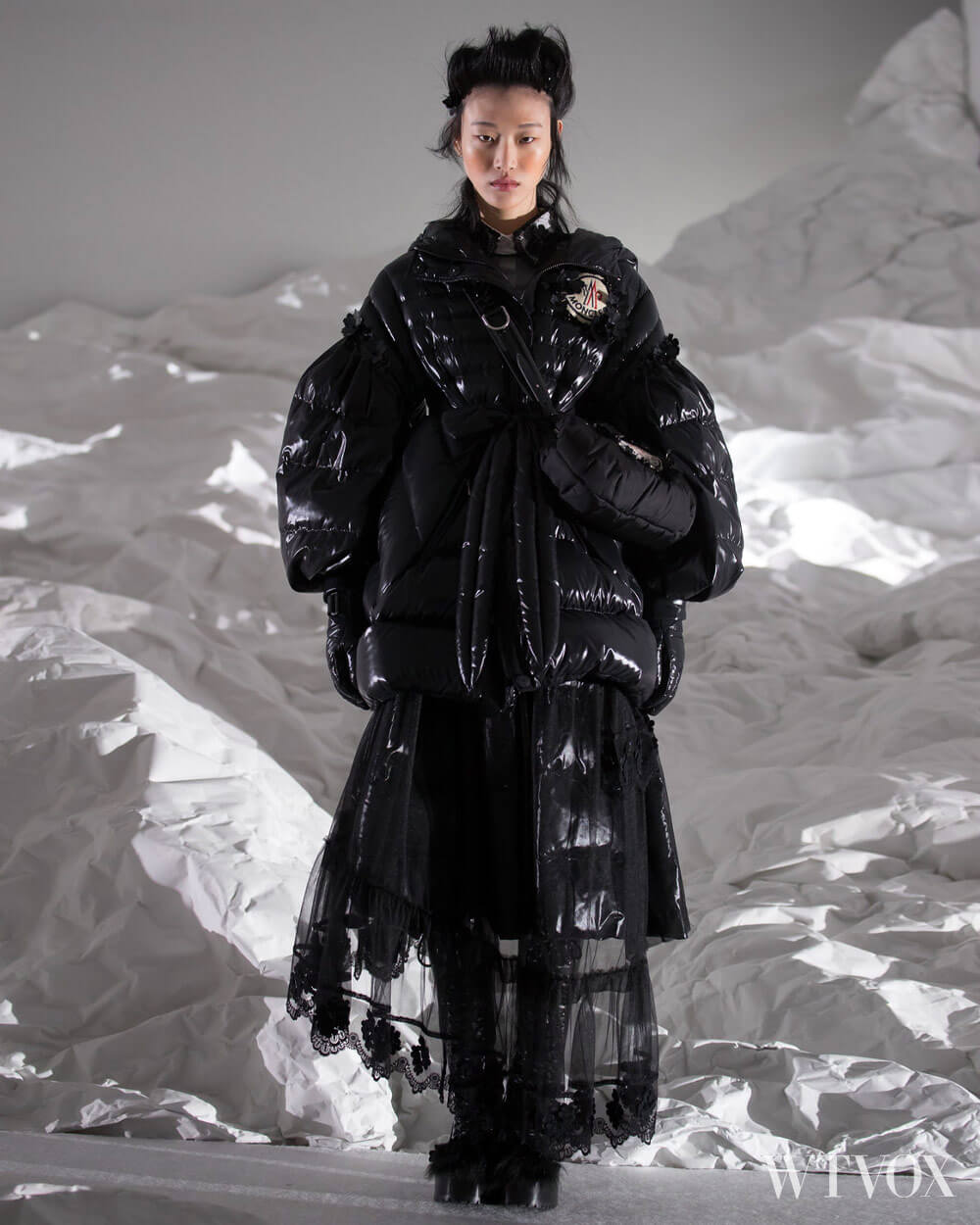 Moncler Outdoor clothing brand