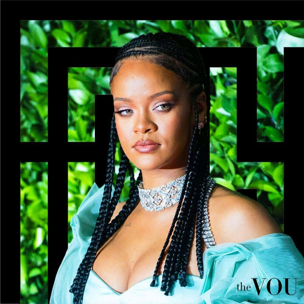 Is Rihanna going vegan with Fenty?