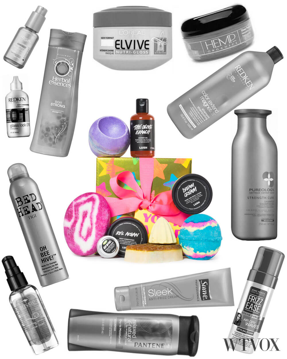 Which haircare brands are sustainable