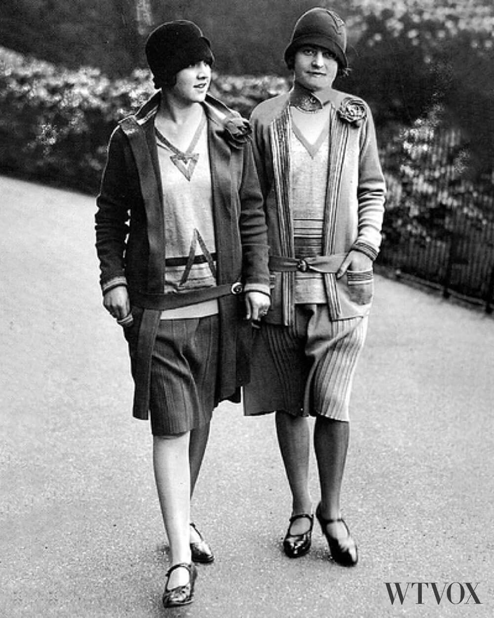 1920s vintage fashion