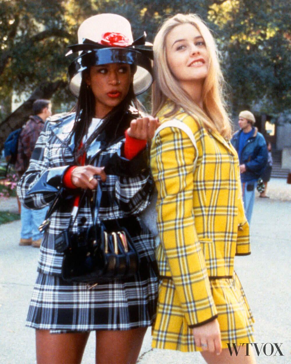 1990s vintage fashion