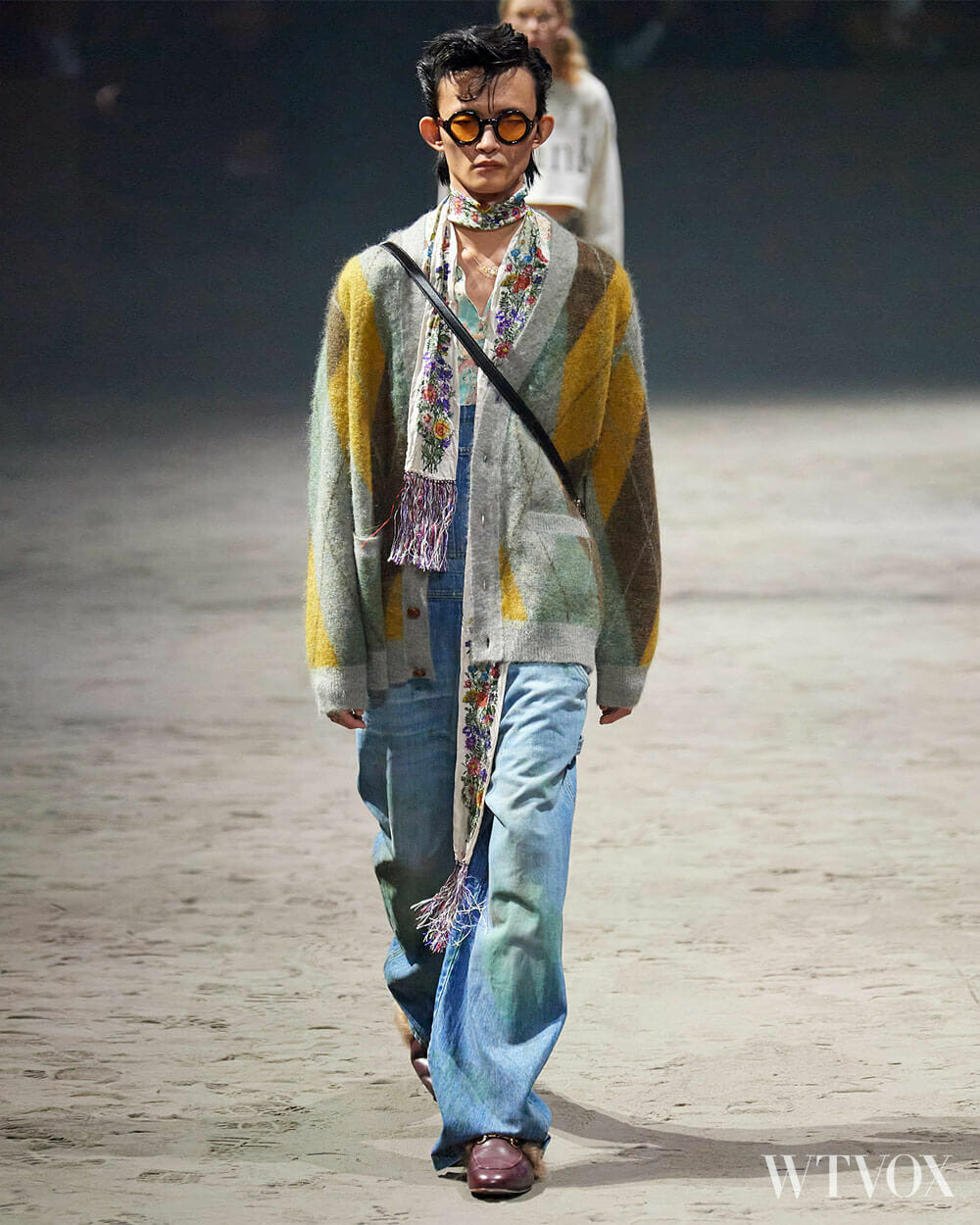 Gucci FW2021 vintage fashion collection