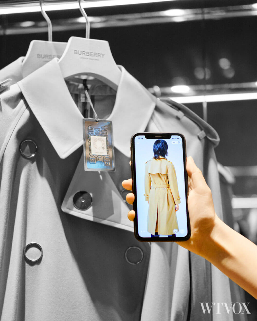 What is fashion technology