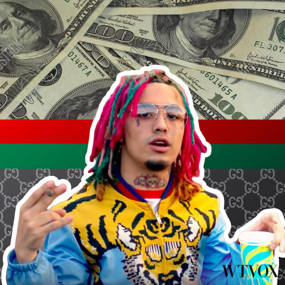 Why is Gucci so expensive? - Lil Pump wearing Gucci