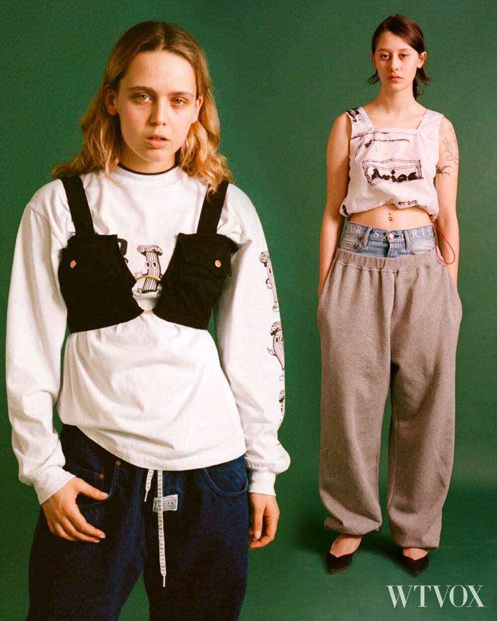 Aries women streetwear