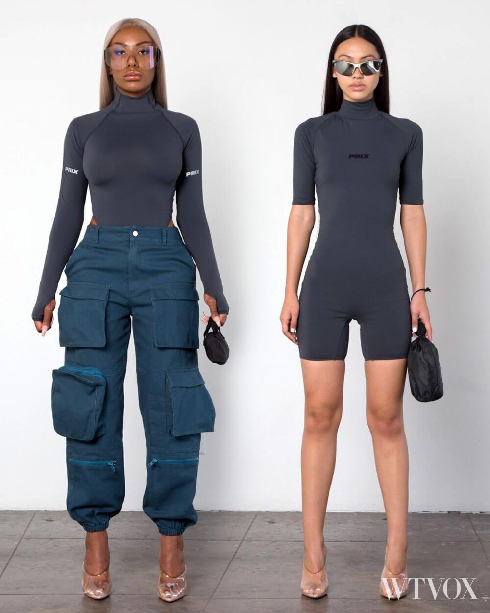 Prix Workshop womens streetwear