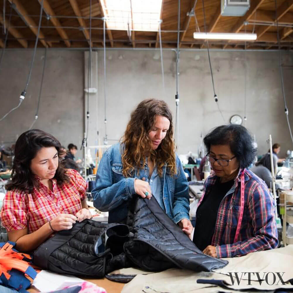 Patagonia sustainable fashion company