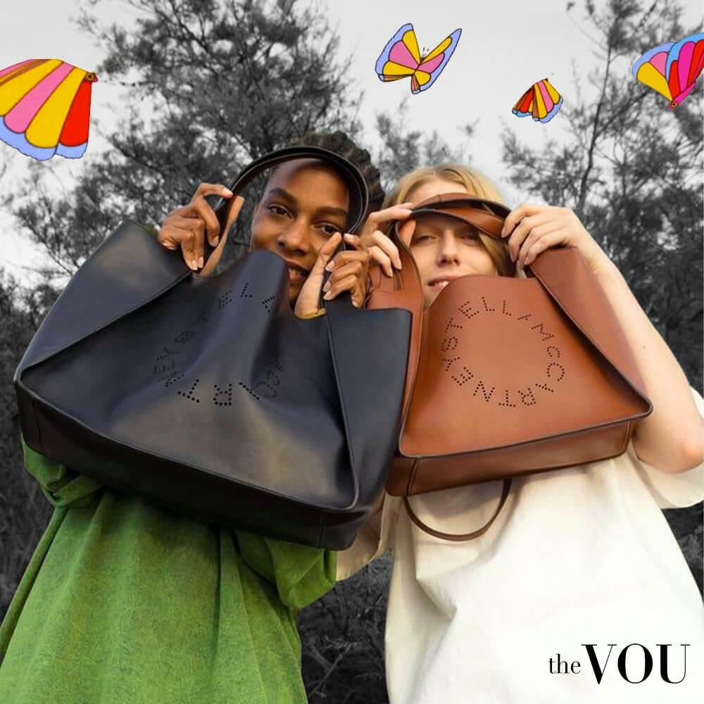 vegan handbags, vegan leather bags, purses, and totes