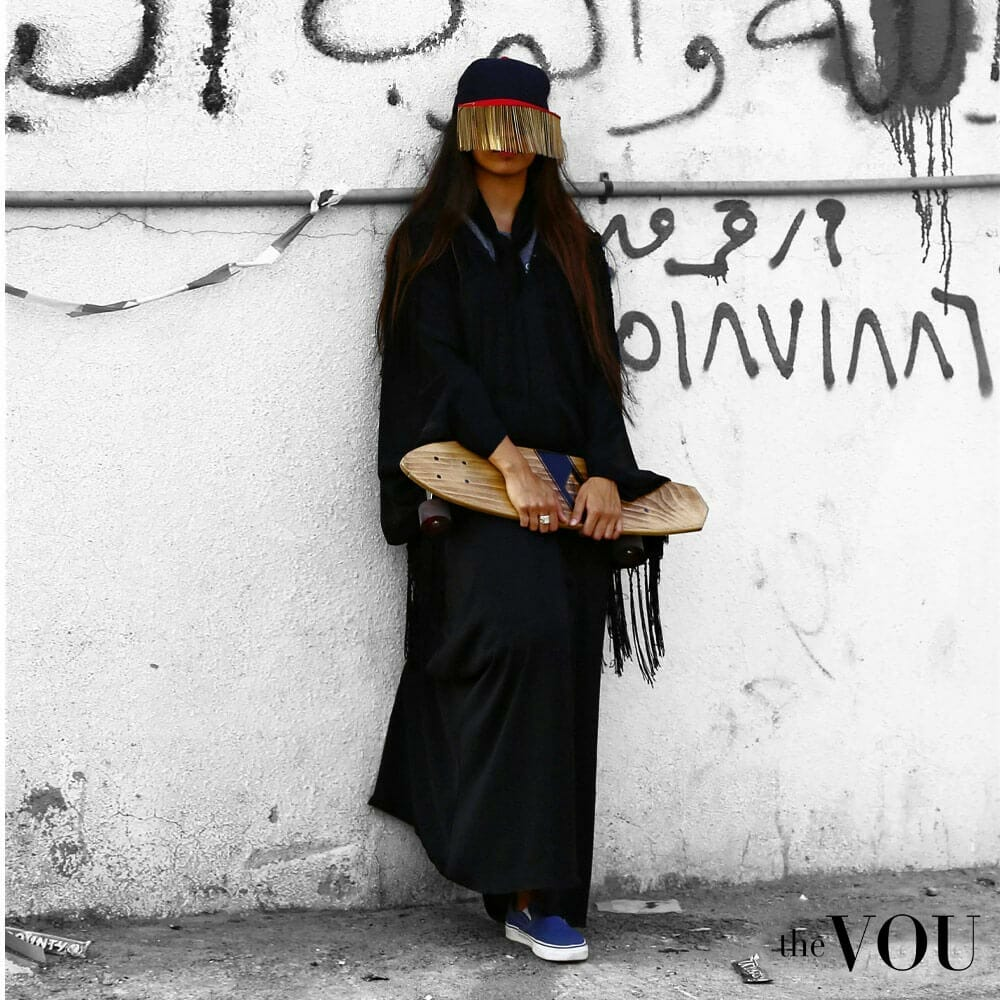 Arabic clothing