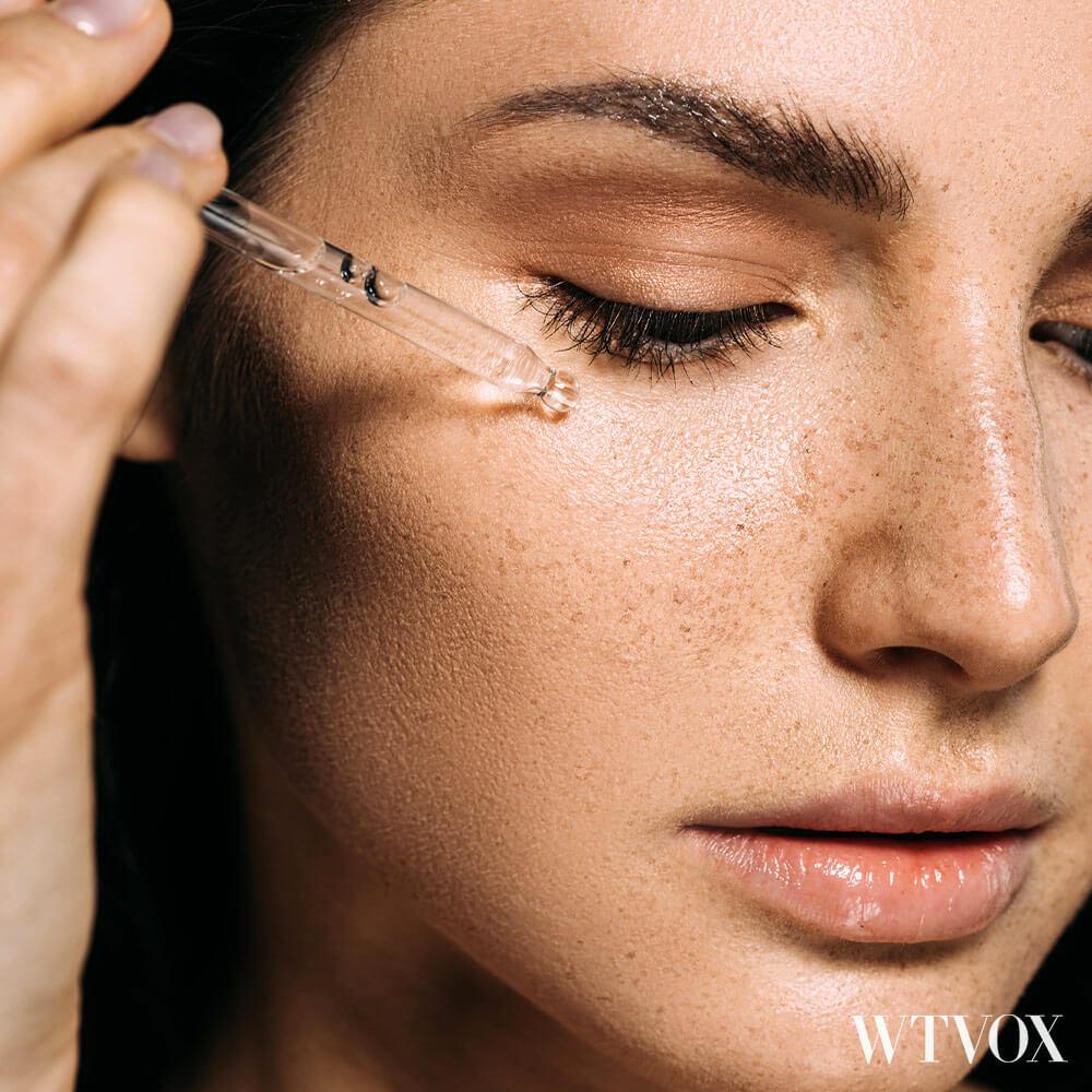 Skin serum - skincare routine 2021