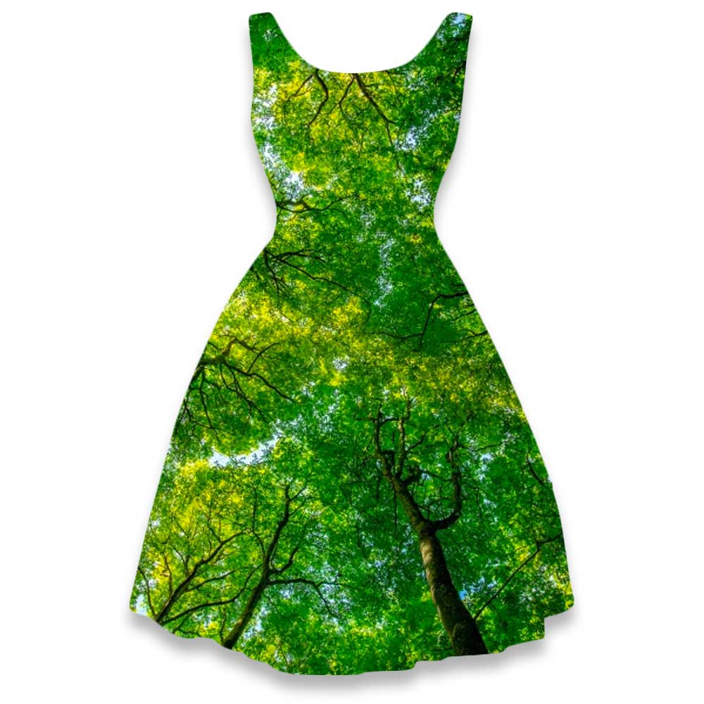 Eco friendly and green fashion