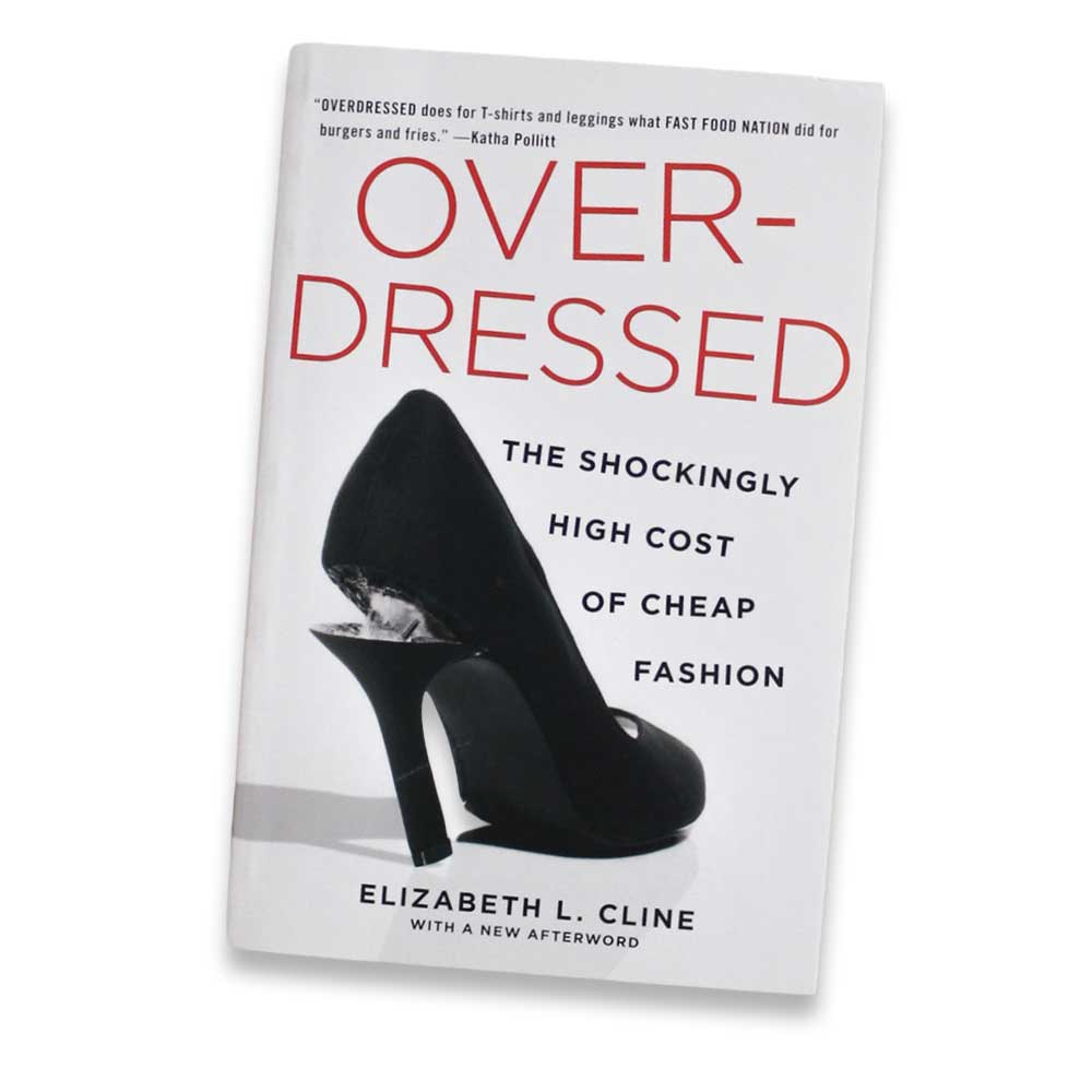 Overdressed slow fashion book
