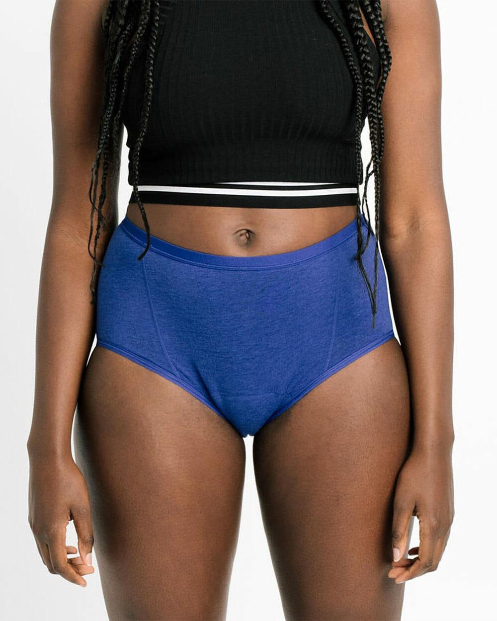 Period brief underwear by Aisle