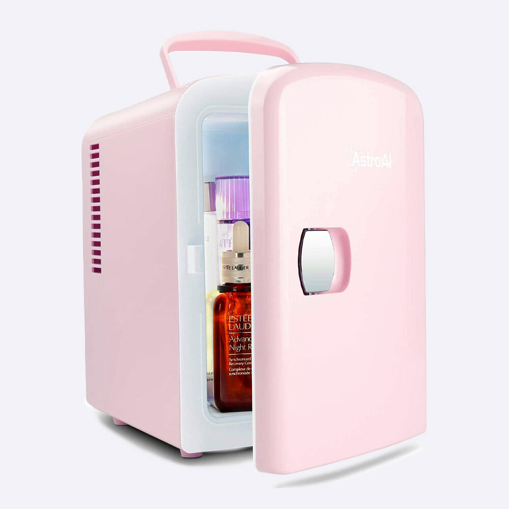 AstroAI skincare fridge