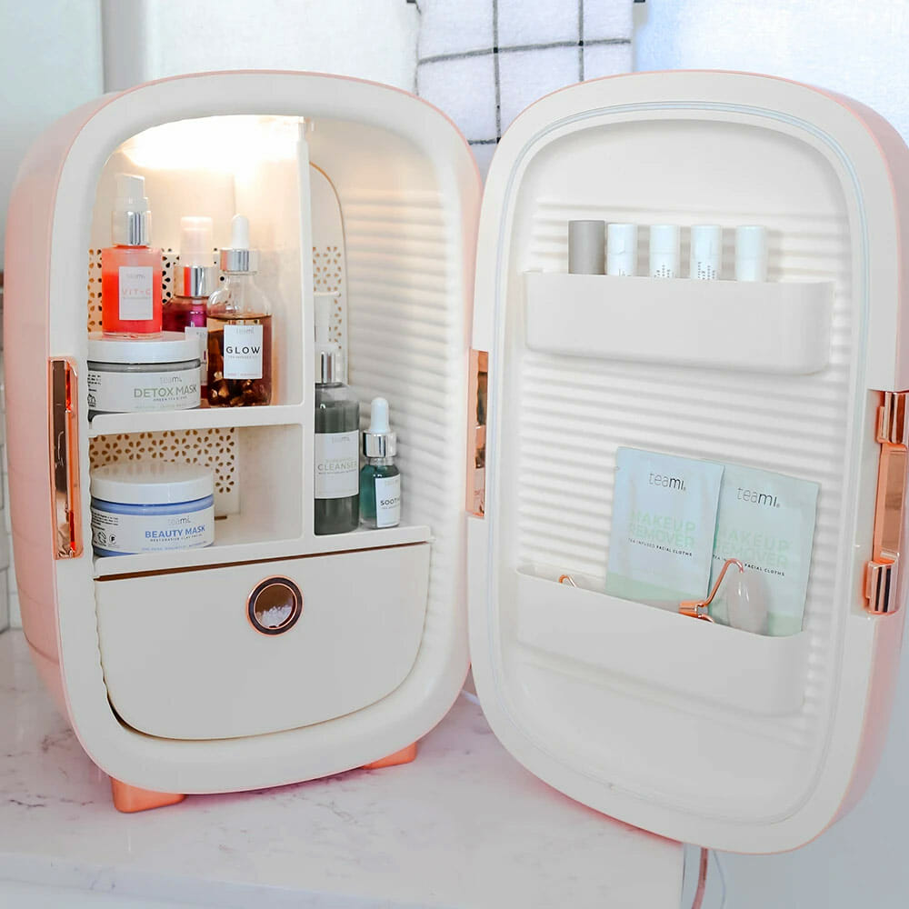 Teami lux Skincare Fridge