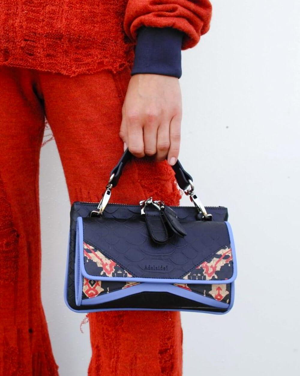 Adelaide C mini vegan handbags