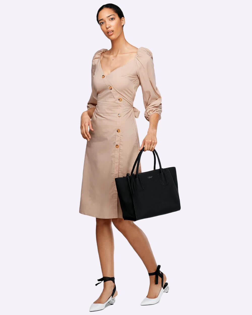 LaBante vegan handbag black