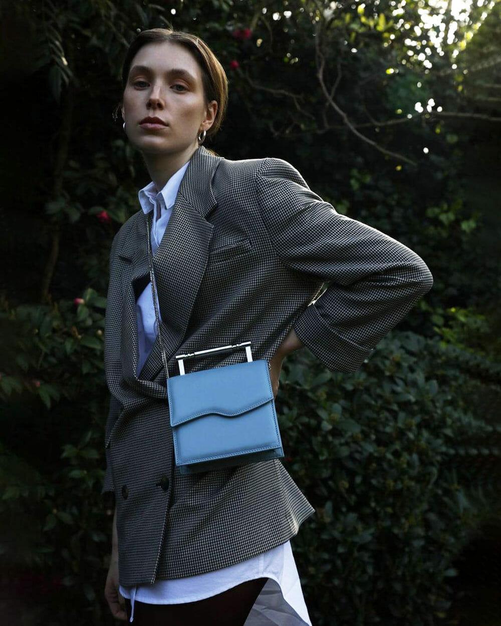 Mashu Iros vegan mini handbags