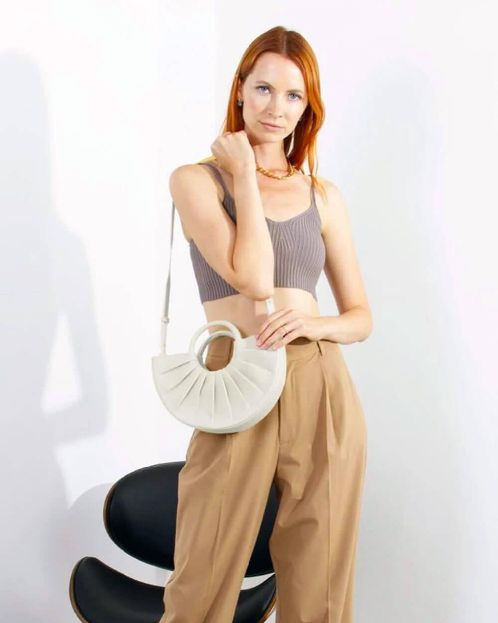 Melie vegan handbags