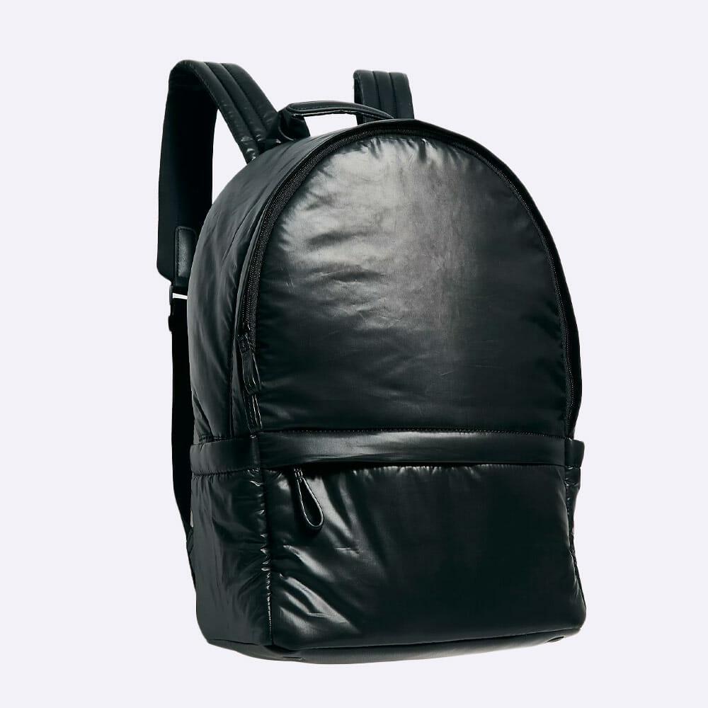 Free People vegan leather backpack