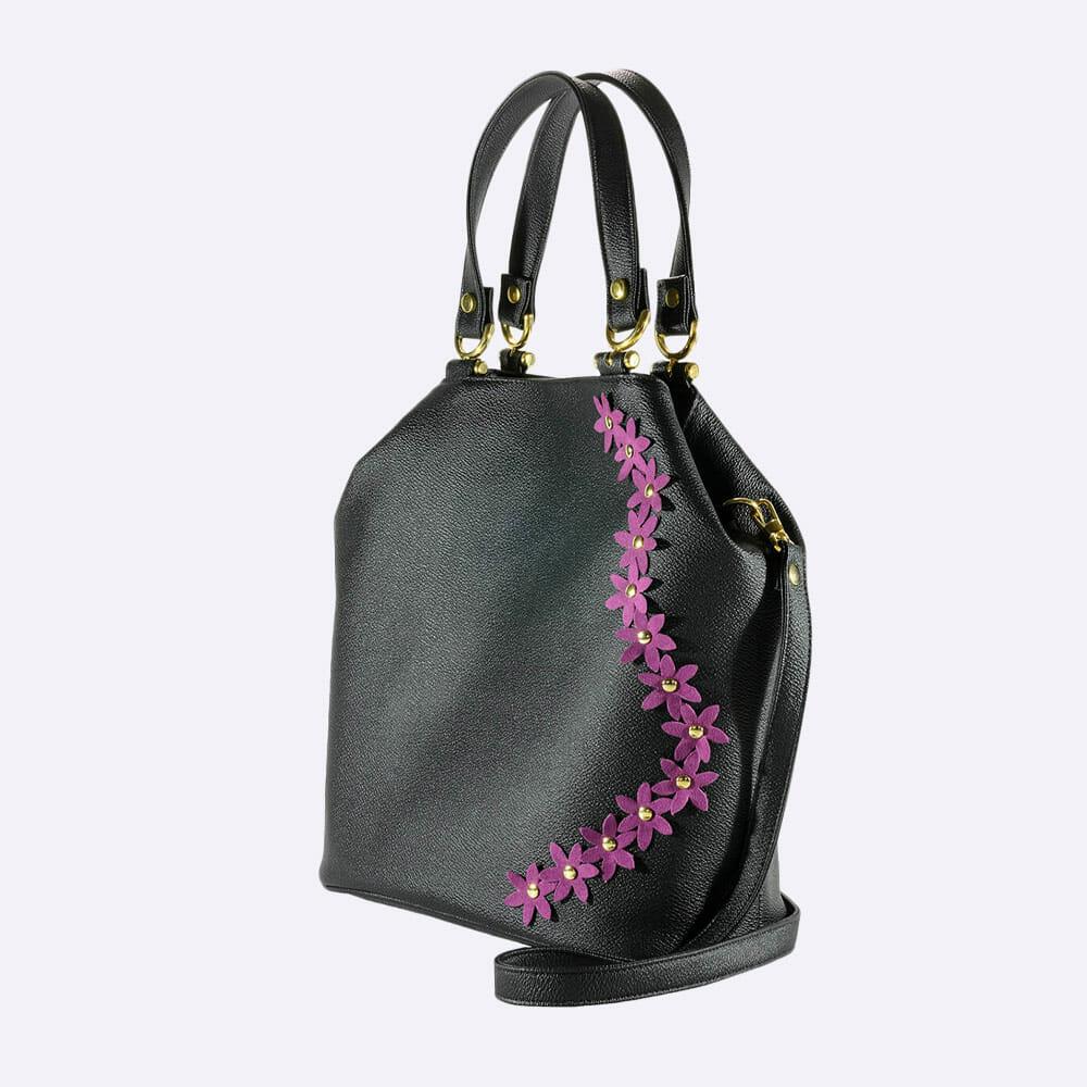 Kweder Ducitta vegan leather handbag