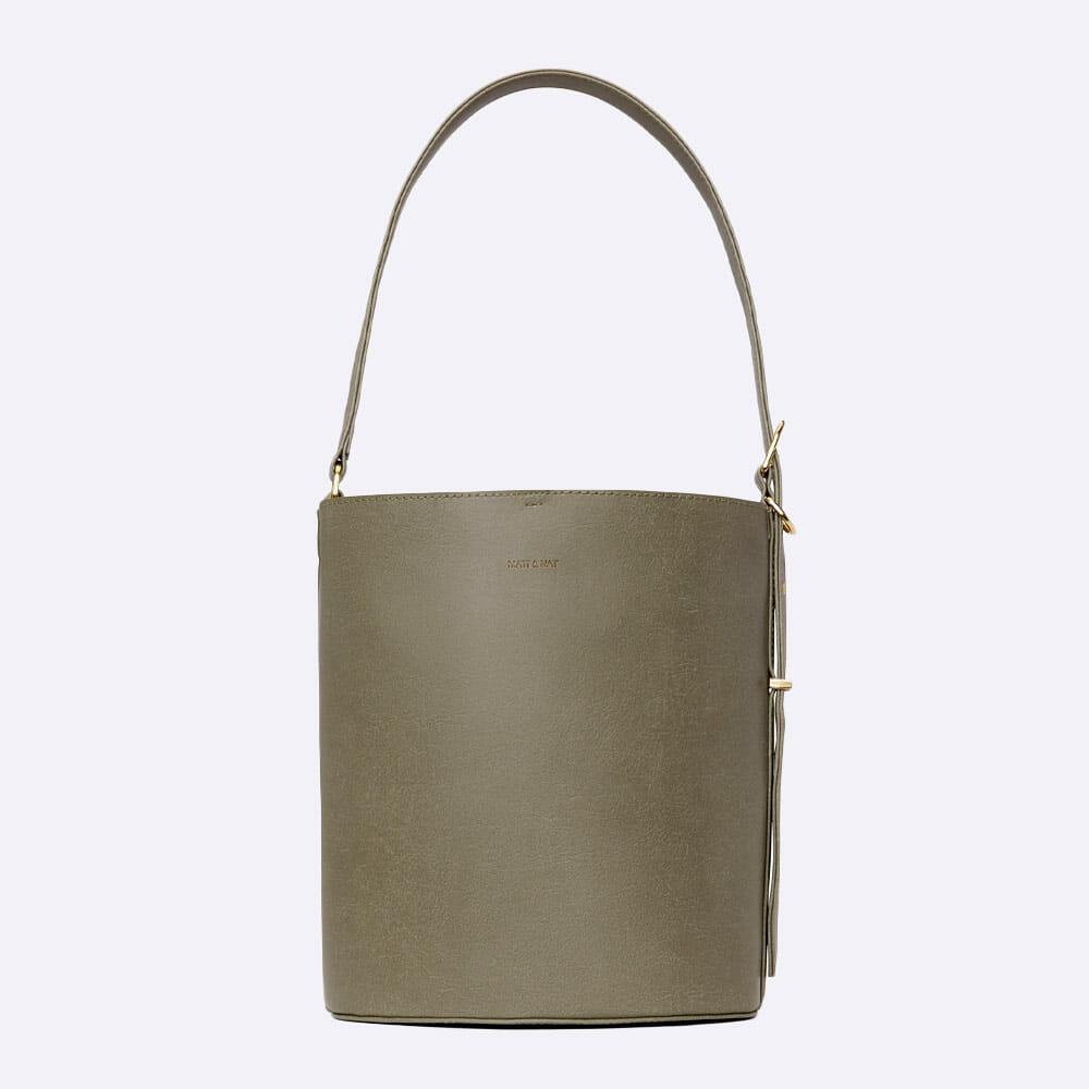 Matt & Nat Azure Vegan Leather Bucket Bag