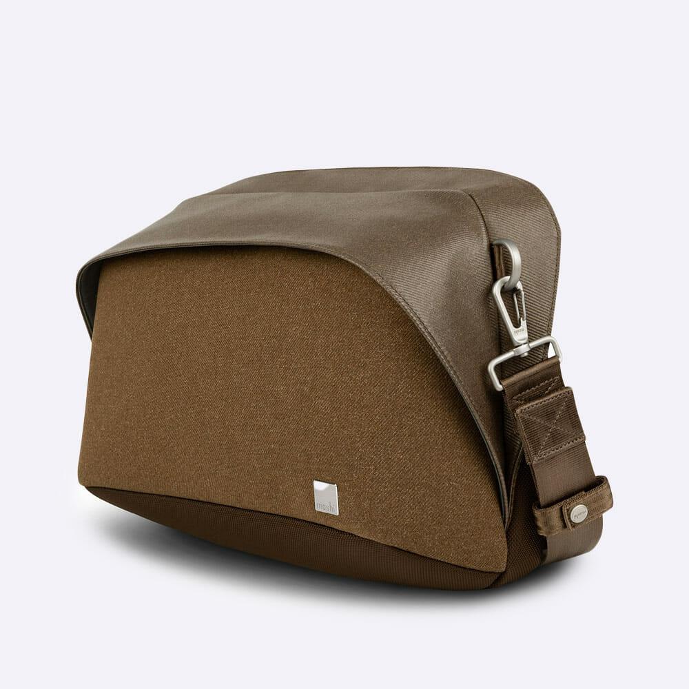 Moshi Tego Sling Vegan Leather Messenger Bag