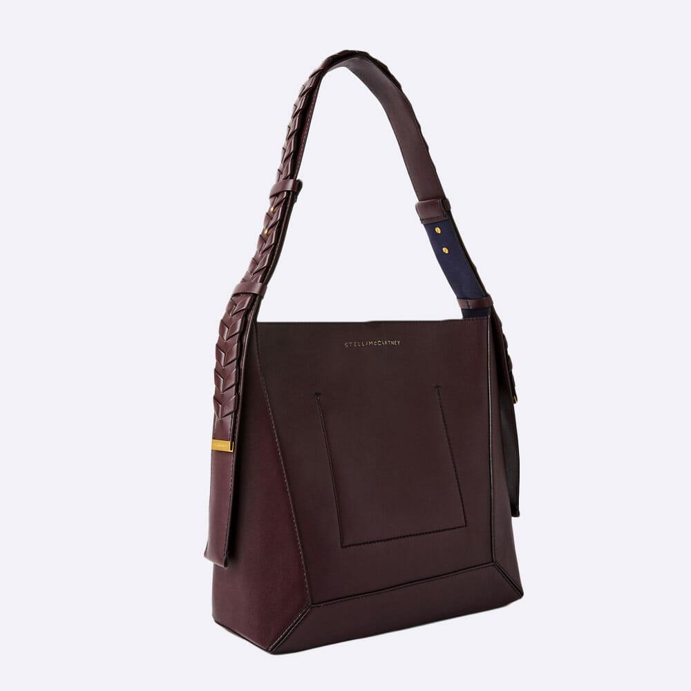Stella McCartney Medium Hobo Vegan Leather Bag