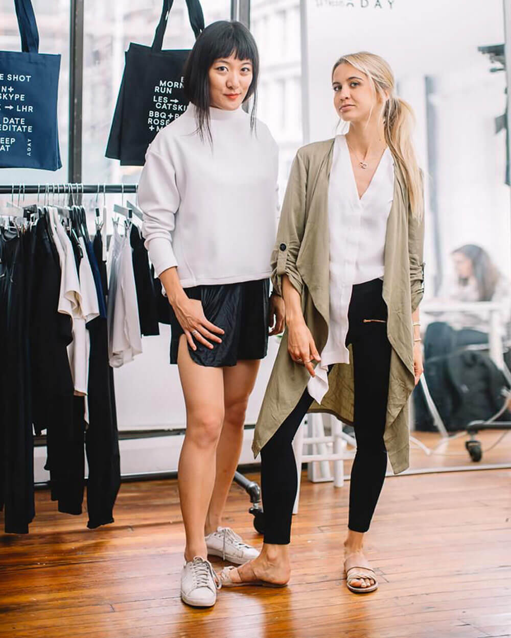 ADAY sustainable fashion
