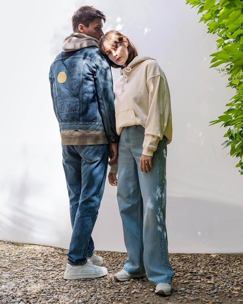Levi's sustainable collection