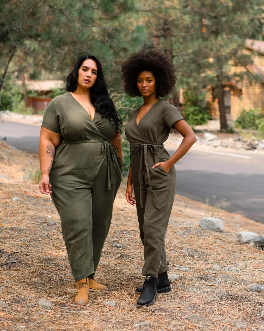 Sotela plus size sustainable clothing