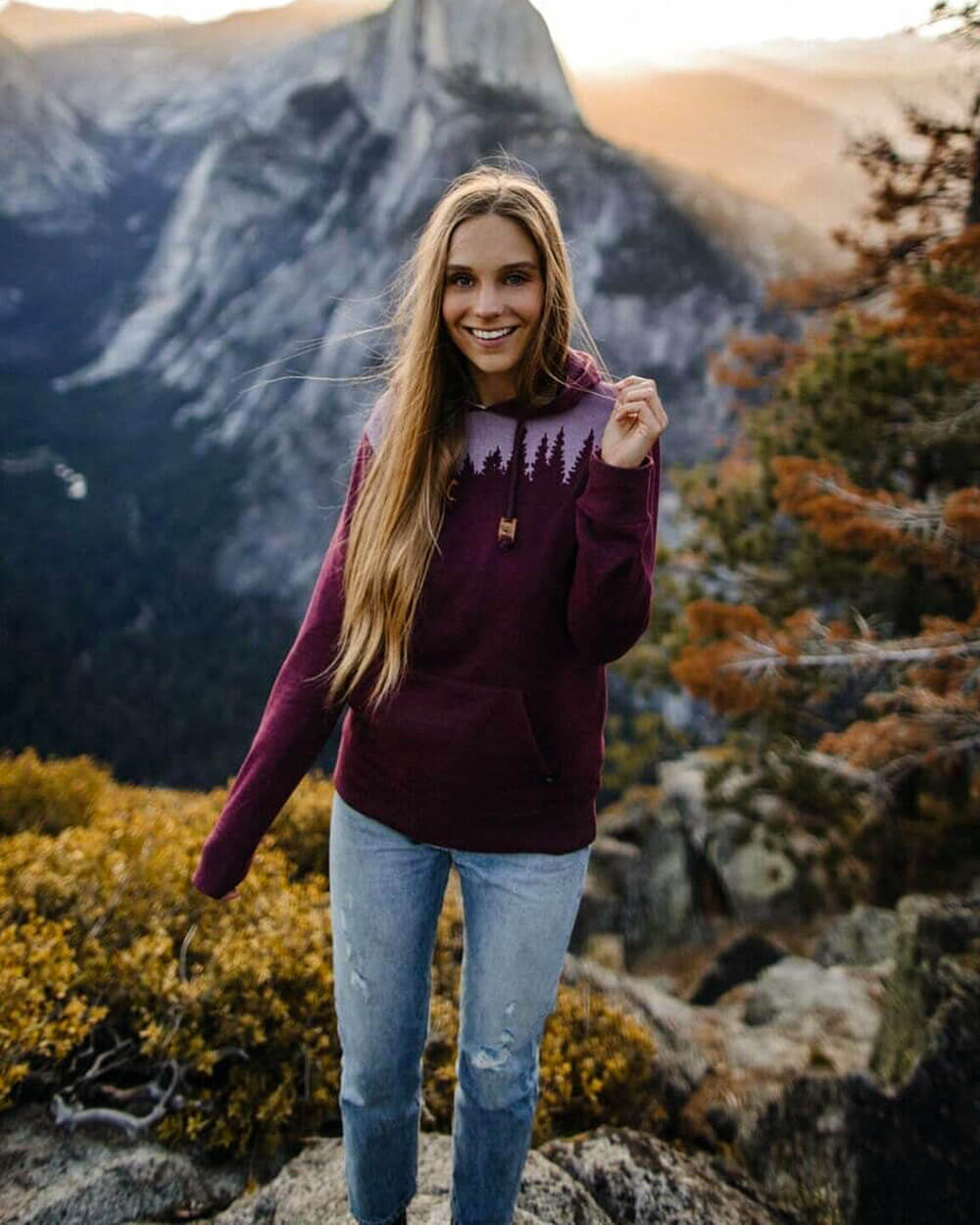 Tentree sustainable clothing brand
