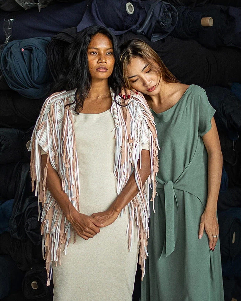 Tonlé sustainable clothing brand