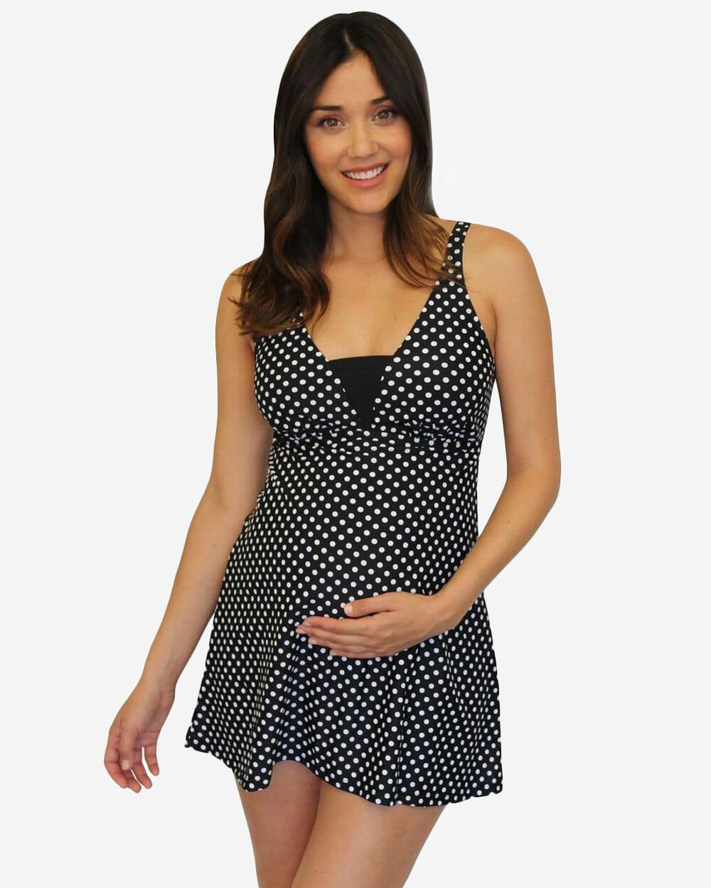 Maternity Dresskini Maternity Swim Top