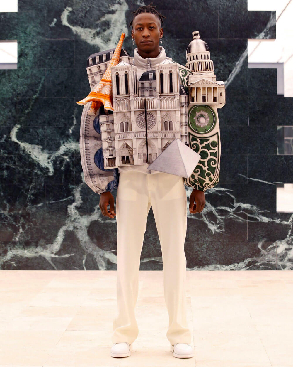 Off-White x LV collection