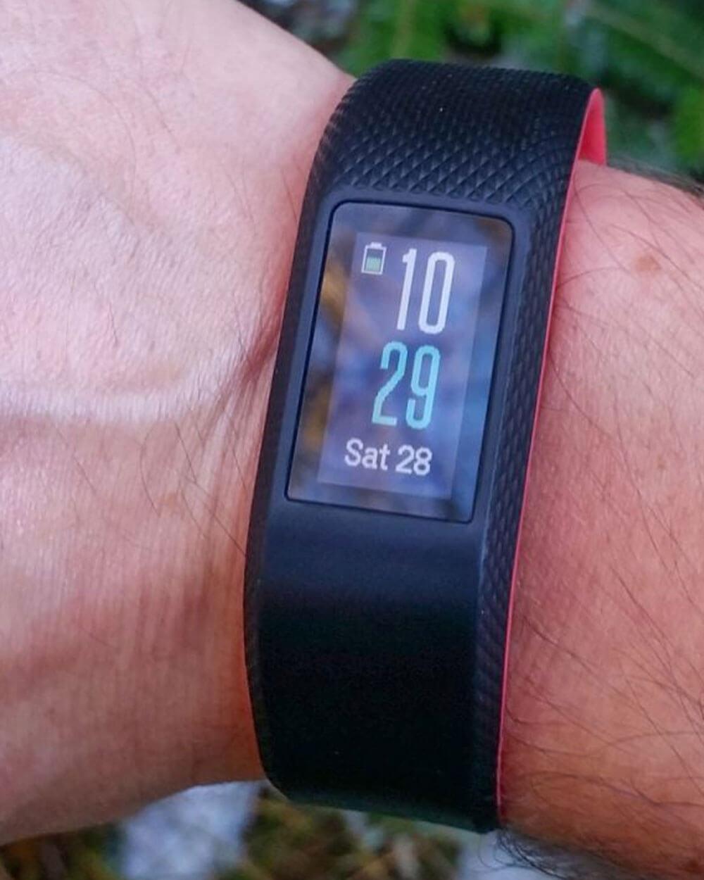 Garmin Vivosport running fitness tracker