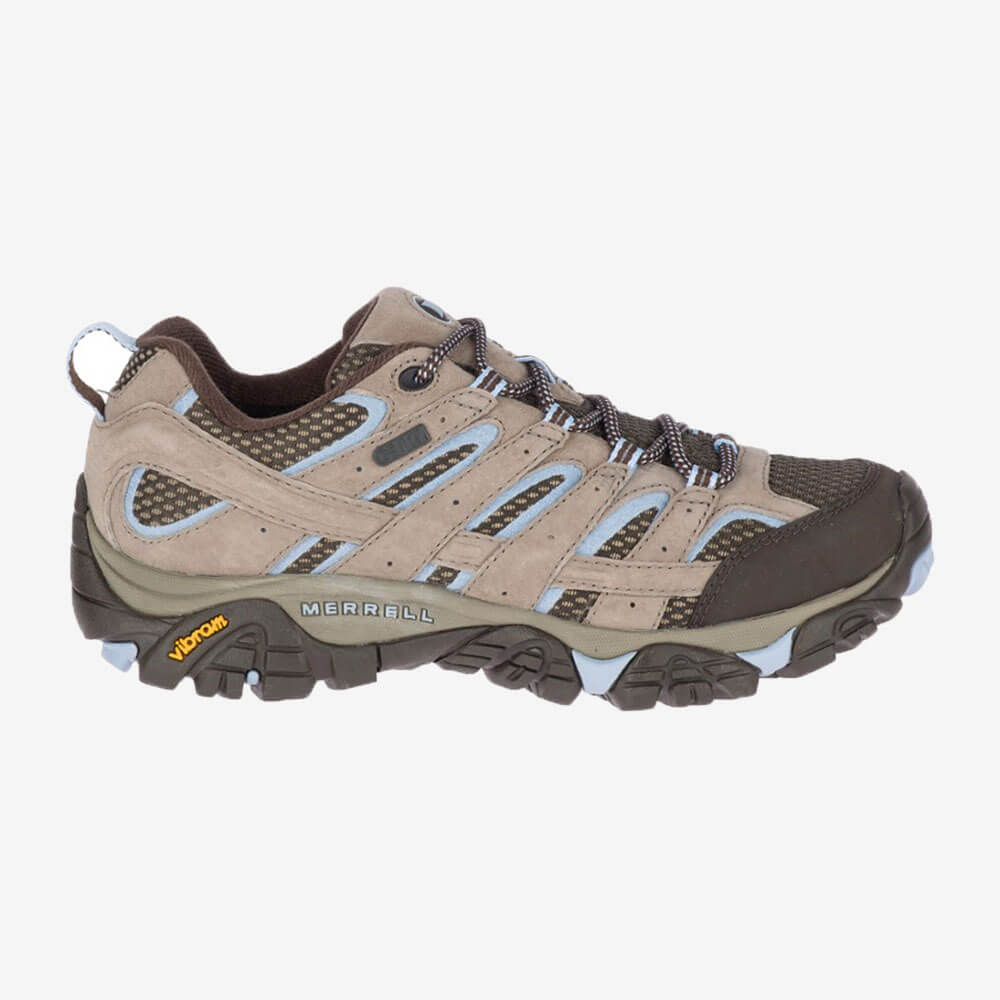 Merrell Moab 2 WP Low hiking shoes for women
