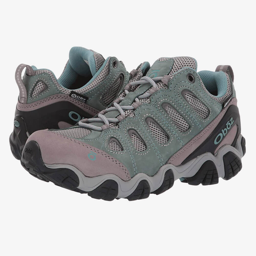 Oboz Sawtooth II Low B-Dry hiking shoes for women