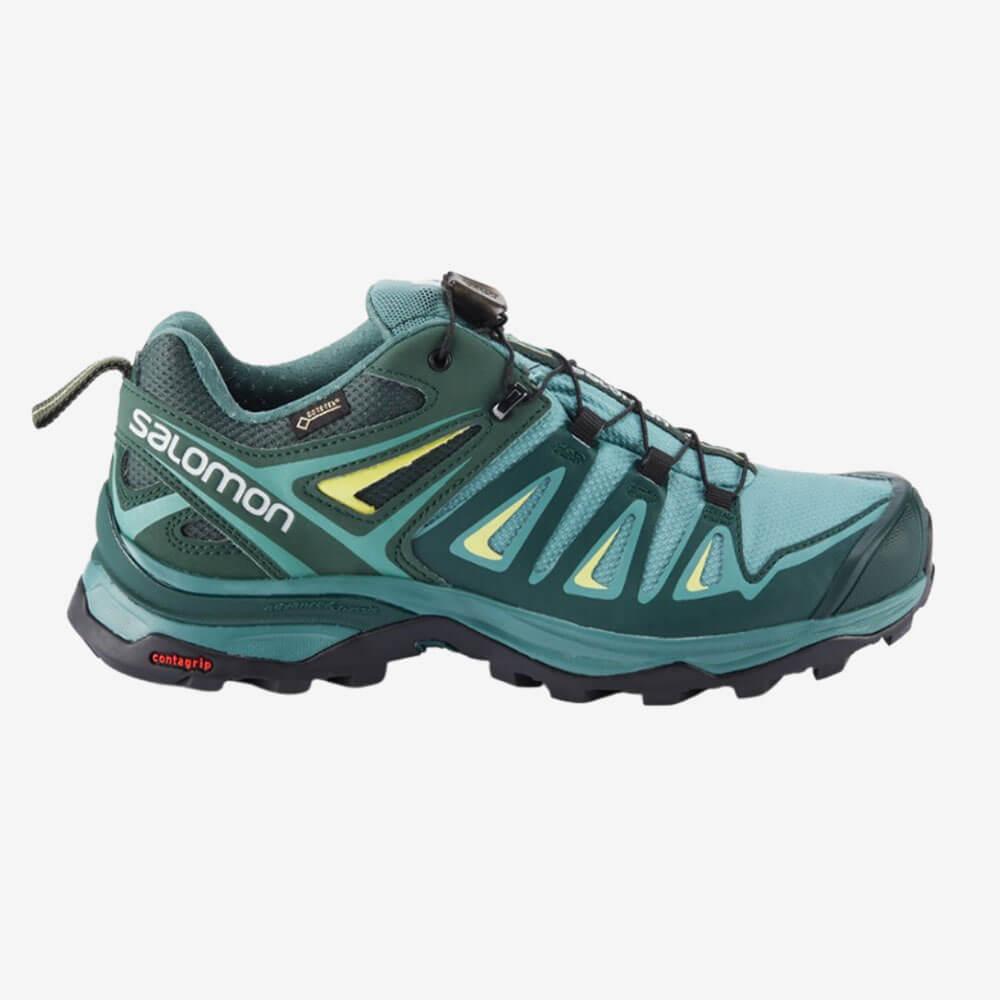 Salomon-X-Ultra-3-Low-GTX hiking shoes for women