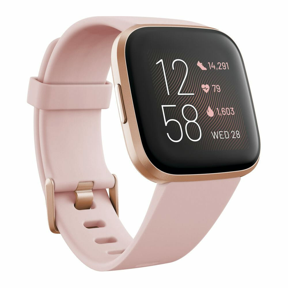 Fitbit Versa 2 fitness trackers