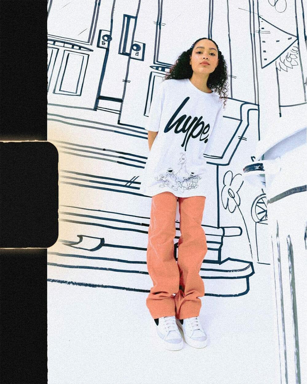 HYPE. streetwear