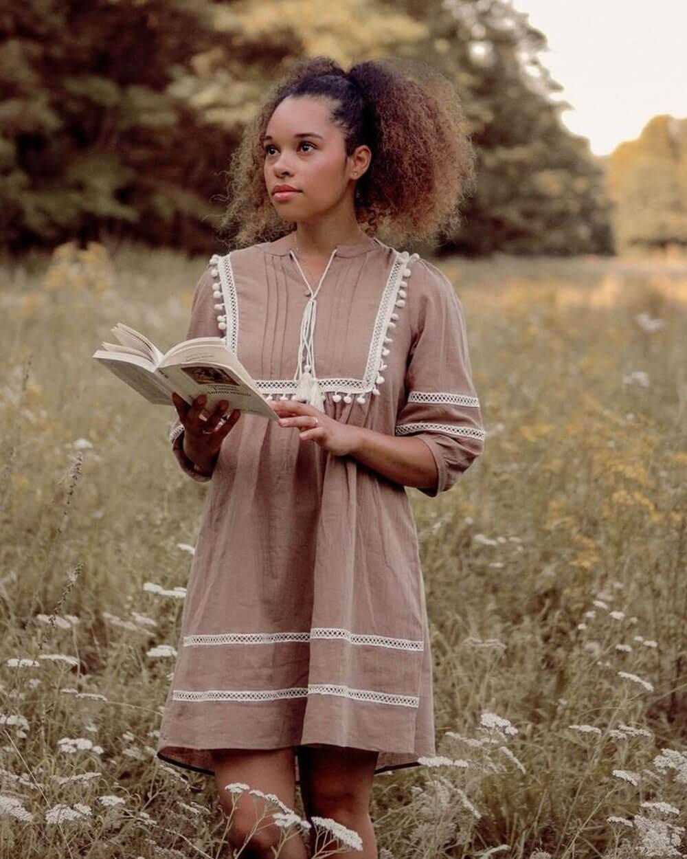 FOREST GIRL CLOTHING cottagecore fashion